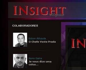 Revista Insigth Magazine