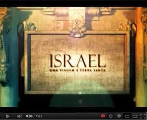 Publicidade Viajem Israel